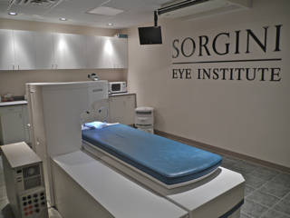 The Sorgini Eye Instititue in Sudbury, Ontario Canada